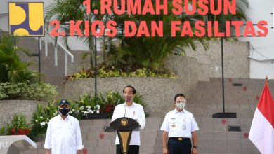 Photo of Jokowi Resmikan Rusun Pasar Rumput, Telan Biaya Rp 970 Miliar