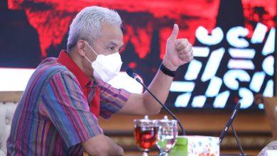 Photo of Ganjar Percepat Vaksinasi Jateng, Sepekan Ini Suntikkan Lebih Dari 1,6 Juta Orang
