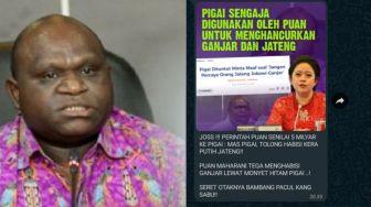 Photo of Dituduh Bersekongkol dengan Puan untuk Hancurkan Ganjar, Natalius Pigai : Apa Saya Harus Ngamuk?