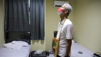 Photo of Cek Wisma Atlet PON Papua, Ganjar Tegur Manager Hotel Soal AC Kamar yang Mati