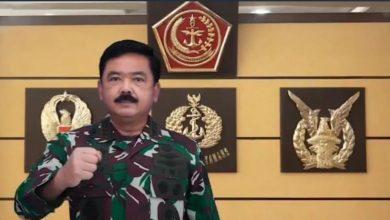 Photo of HUT TNI ke-76, Hadi Tjahjanto : Bersatu Berjuang Kita Pasti Menang